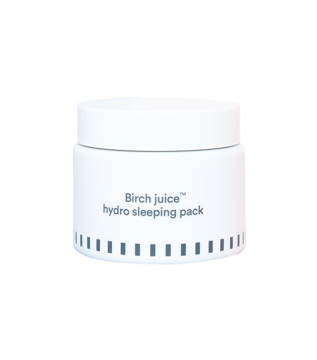 Enature Birch Juice Hydro Sleeping Pack - best korean skincare products