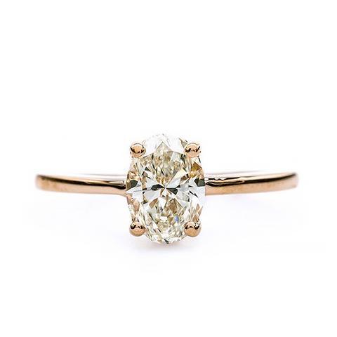 Brisbane Diamond Ring