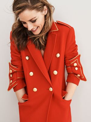 Olivia Palermo Designed the Ultimate Affordable It Jacket