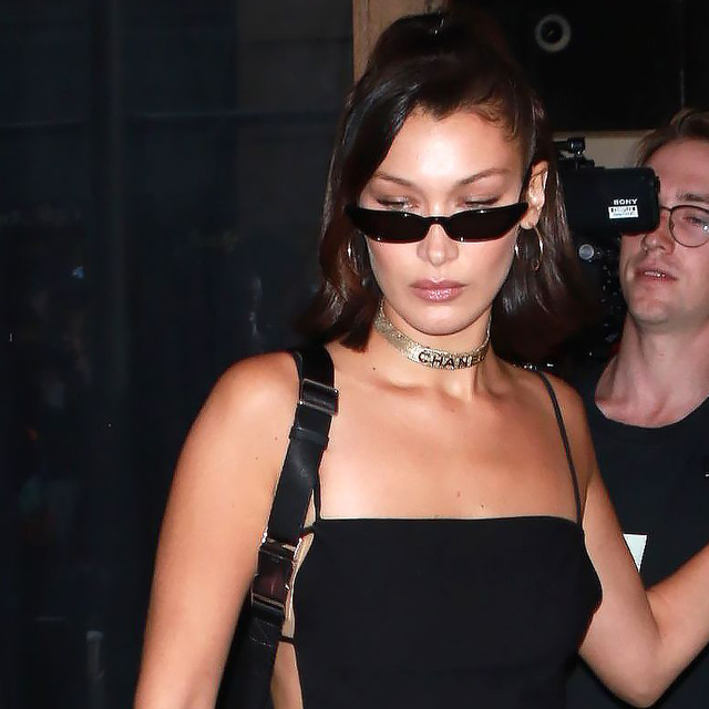 Bella Hadid's Latest Look Is All You Ever Wanted to Wear 17 Years Ago