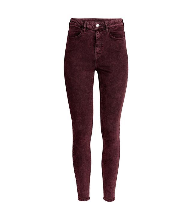 H&M Overdyed Twill Pants