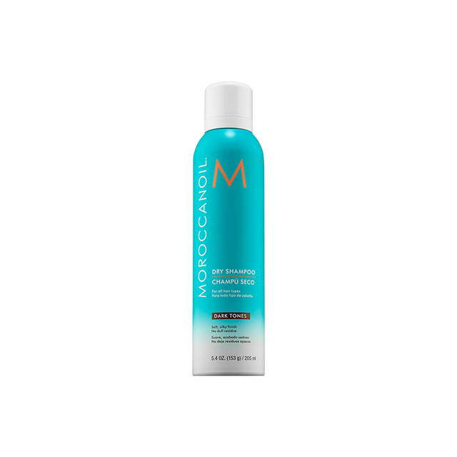 moroccanoil dry shampoo - model beauty products