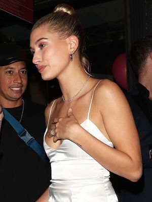 How to Score Hailey Baldwin's Little White Dress for $48