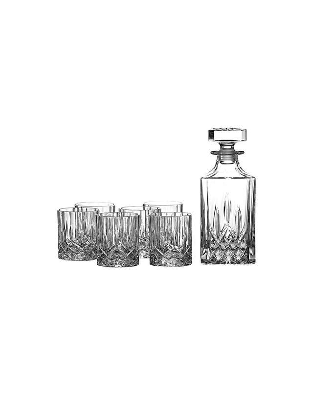 Royal Doulton Seasons Decanter & Tumbler Set