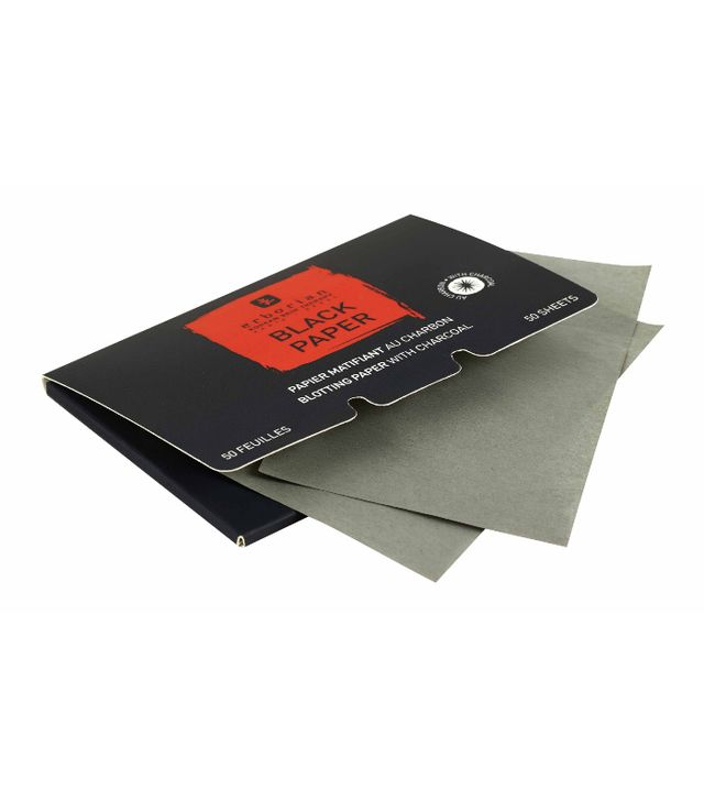 New Gen Blotting Paper: Erborian Black Paper Blotting Paper