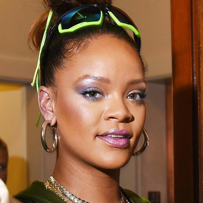 Rihanna Fenty Puma High Heel Flip Flops: Rihanna