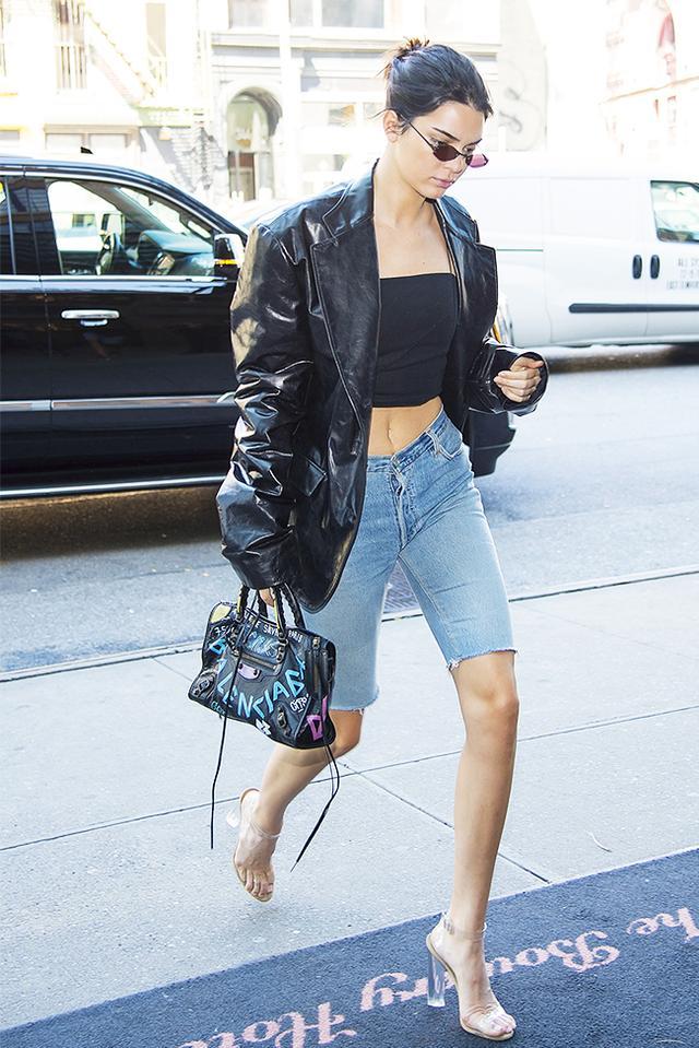 Celebrities New York Fashion Week spring 2018: