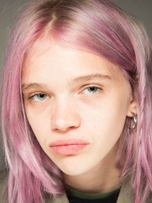 We're Calling It: Rose Quartz Is the Hair Colour of the Season