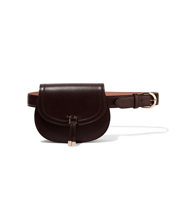 Clever Leather Belt Bag