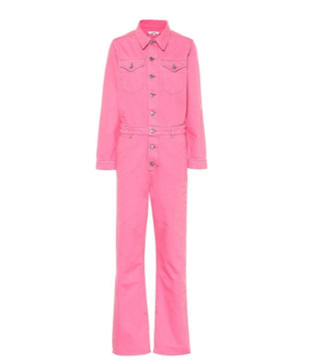 Street style cult buys: Ganni jumpsuit