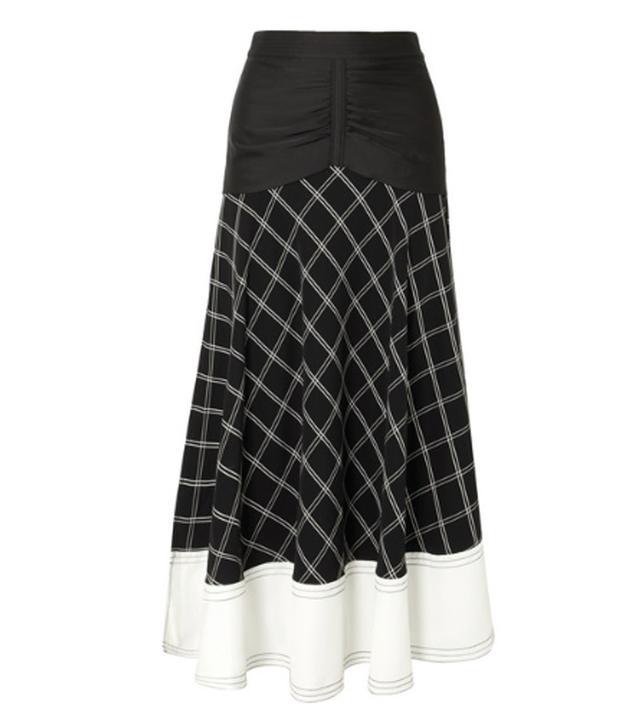 Street style cult buys: Self Portrait skirt