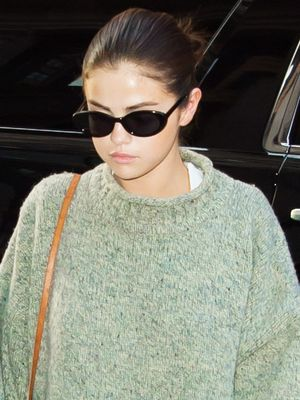 Selena Gomez Wore This Chic Fall Shoe Trend to Taylor Swift's Apartment