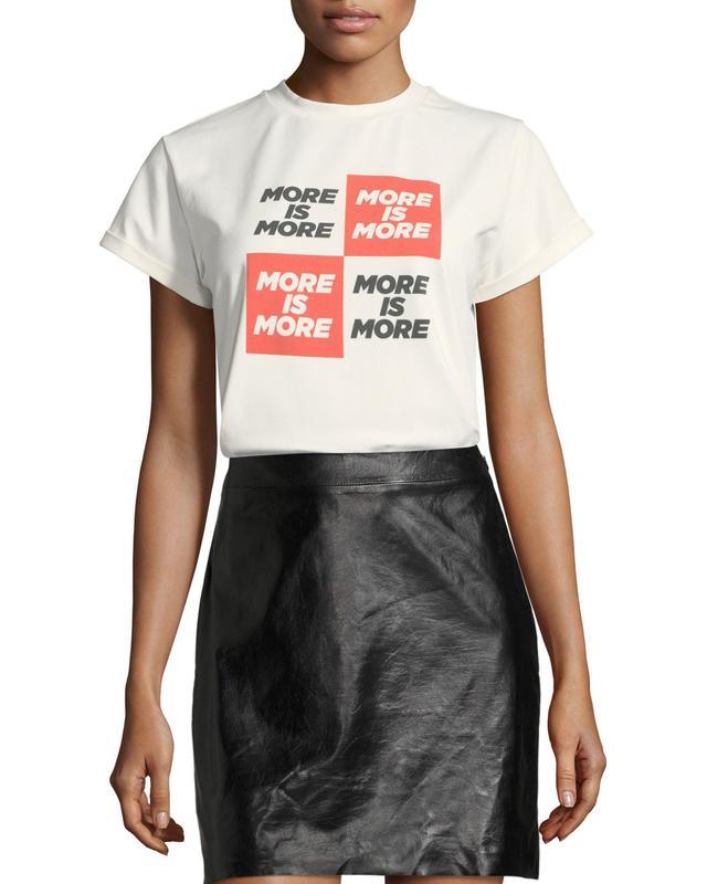 Bat Gio by Giovanna Battaglia Engelbert More Is More T-Shirt