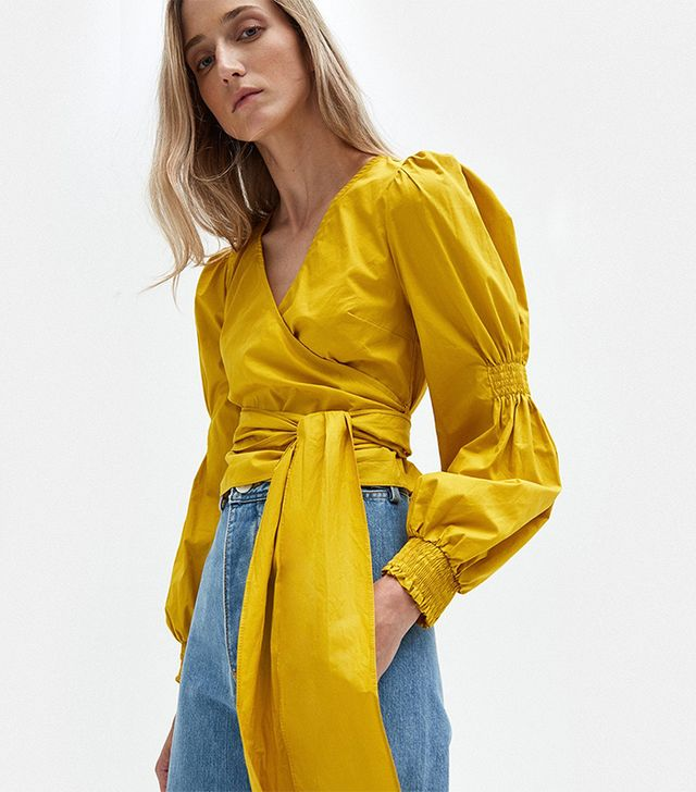 Valley Top in Yellow
