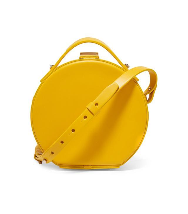 Tunilla Mini Leather Shoulder Bag