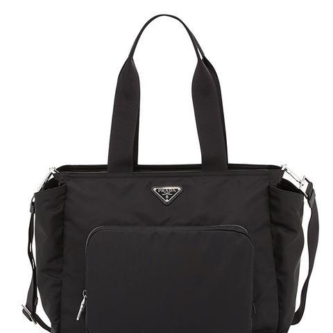 Vela Nylon Baby Bag