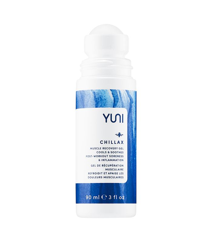 Chillax Muscle Recovery Gel by Yuni