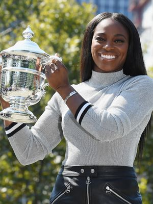 Why U.S. Open Winner Sloane Stephens Is an Ace On and Off the Court