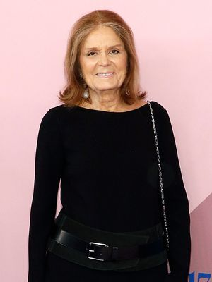 Gloria Steinem Just Made Her First Fashion Week Appearance, at Age 83