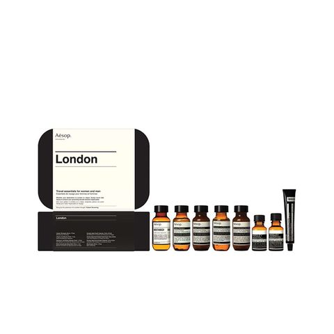 London Hair & Body Care Travel Kit