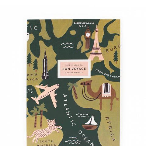 Bon Voyage Smyth Sewn Journal