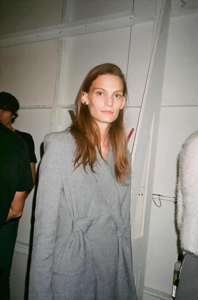 Dion Lee at New York Fashion Week 2018