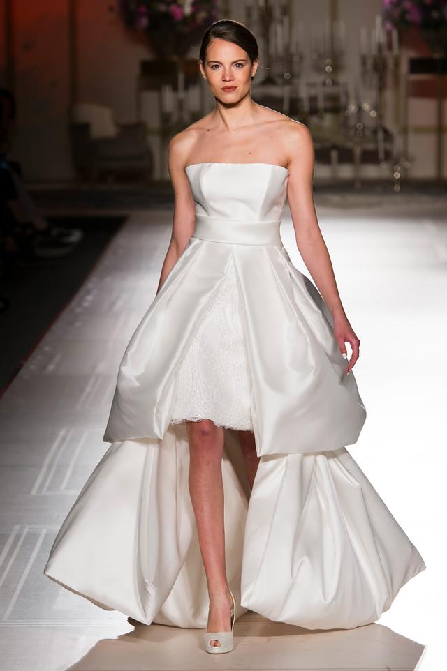 Wedding Dress Runway Trends 2017