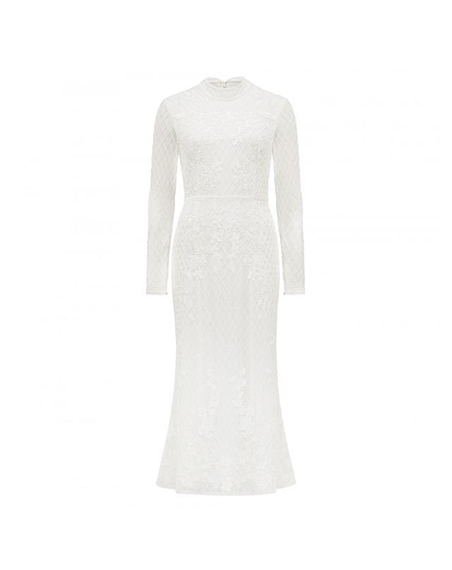 Forever New Marielle Embellished Dress