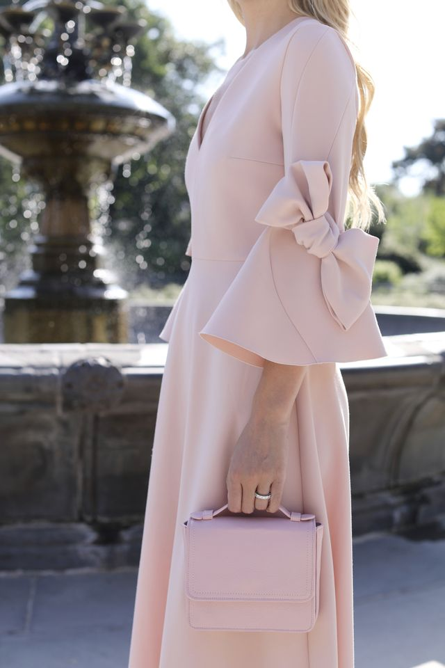 FEED The Blair Bag in Blush