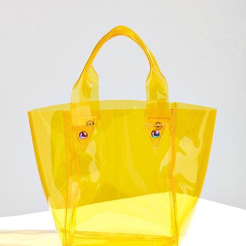 Mini PVC Tote Bag