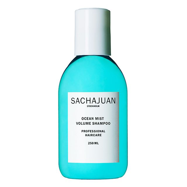 how to style curly hair: Sachajuan Ocean Mist Volume Shampoo