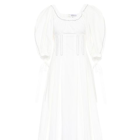 Greta Cotton Dress