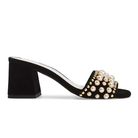 Parr Embellished Slide Sandals