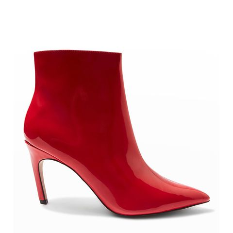 Hot Toddy Pointed Boots