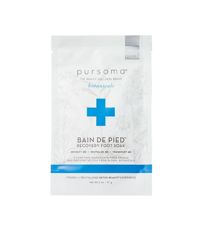 Bain de Pied Recovery Foot Soak by Pursoma