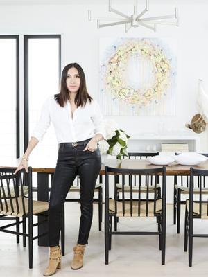 Inside Celebrity Hairstylist Jen Atkin's Minimalistic L.A. Oasis