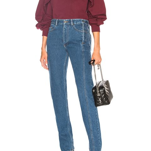 Side Seam Jeans