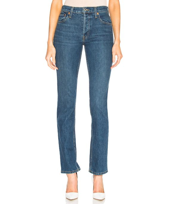 ORIGINALS Cindy Crawford High Rise Stretch Jean