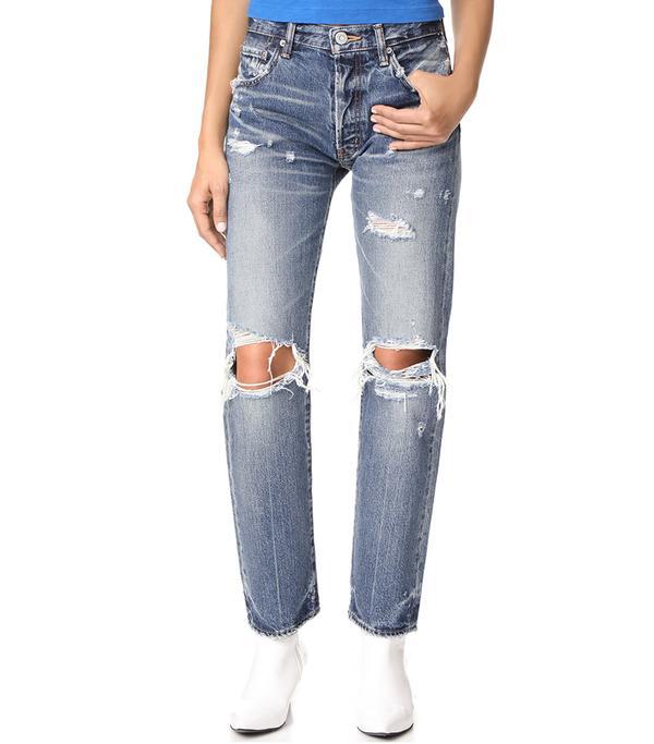 MV Tylar Straight Leg Jeans
