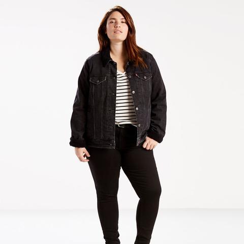 711 Skinny Jeans (Plus)