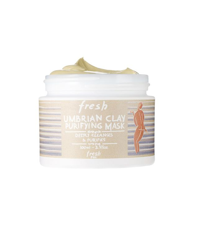 Fresh Umbrian Clay Purifying Mask - best mud masks for fall