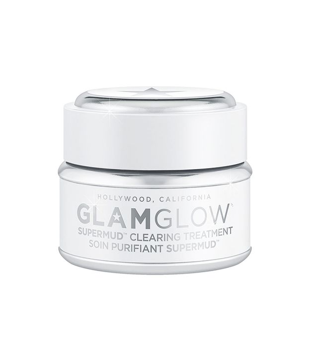 Glamglow Supermud Clearing Treatment - best mud masks for fall