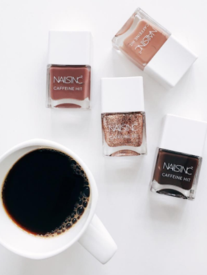 Caffeine-Infused Nail Polish Is a Thing, and Your Nails Will Be Better for It