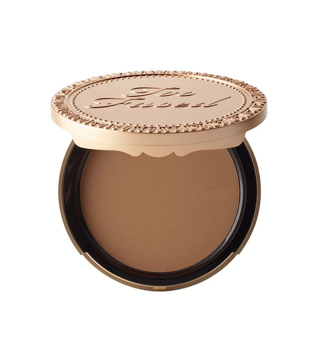 too faced Chocolate Soleil Matte Bronzer - beauty tips