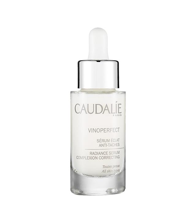 caudalie radiance serum - beauty tips