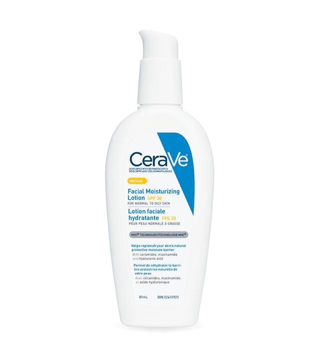 cerave am face lotion - beauty tips