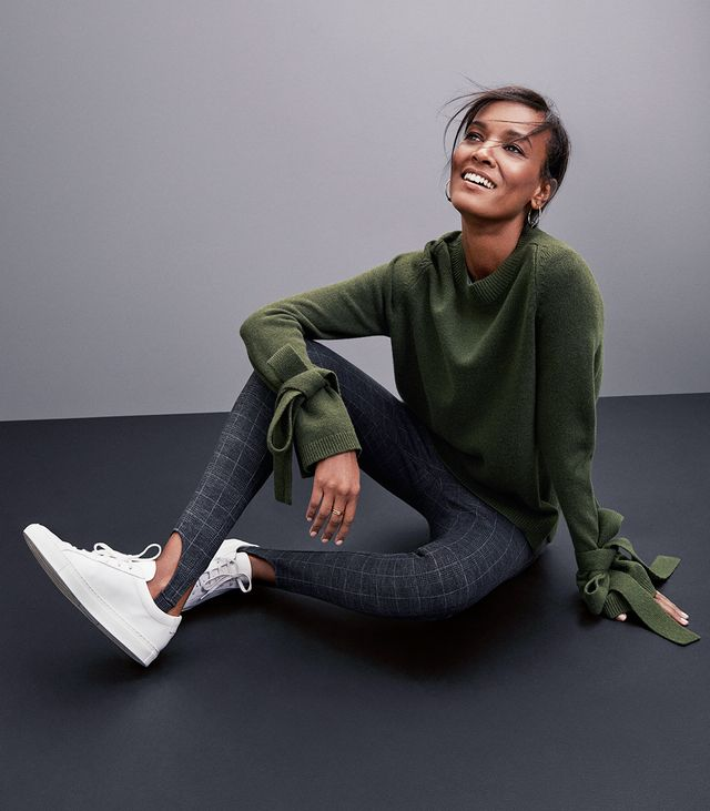 """The first fall dressing rule we'll be implementing? The whole """"do more with less"""" concept. To wit, we're leaning toward wearable pieces with interesting details that only create the illusion of..."""
