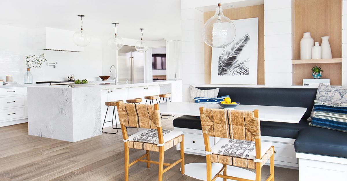 Dining Room Nook Ideas Part - 45: MyDomaine