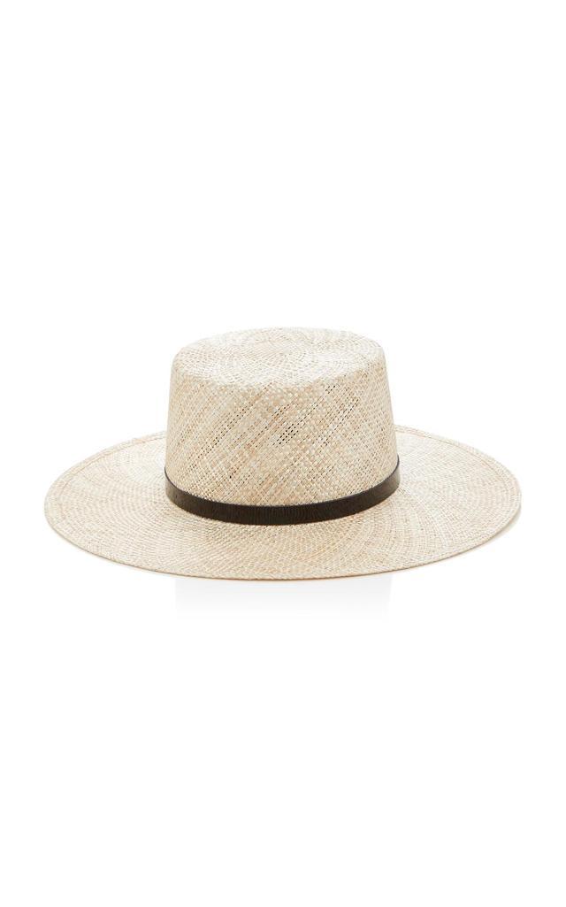 Mason Woven Straw Hat