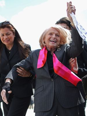 Human Rights Activist Edith Windsor Dies at 88